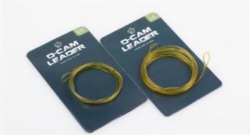 Nash D-Cam Leader //Diffusion Camo Carp Fishing