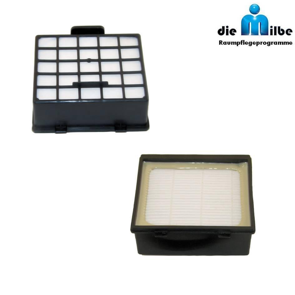 Filter-Set geeignet Bosch BSGL 52232//01-//02 Free Vlies Staubsaugerbeutel