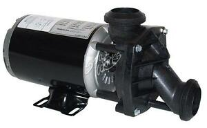 Details about JACUZZI® Sundance Spas Hot Tub J Pump 120V 2 Sd 12.2/3.8 on