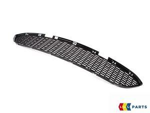 NEW-GENUINE-BMW-5-SERIES-E60-E61-M5-FRONT-BUMPER-LOWER-GRILL-GRID-BLACK-7895739