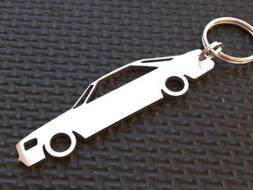 MERCEDES SEC Porte-clés W126 560 500 AMG BRABUS 420 C126 COUPE 5.6 380 Emblème