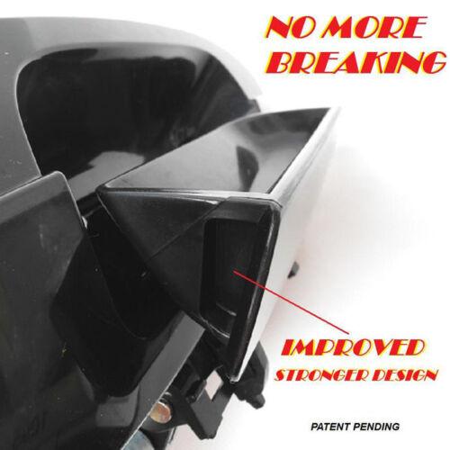 MotorKing Door Handle For 02-06 NISSAN ALTIMA Outside Rear Left KY2 Pewter B3781