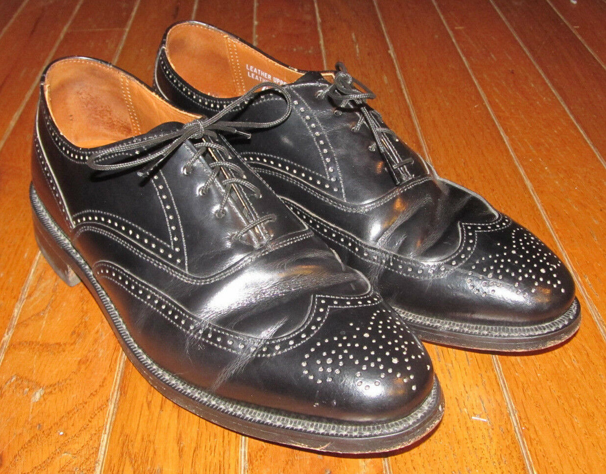 Mens Bostonian Classics new shoes Business Professional shoes Size 8 Black
