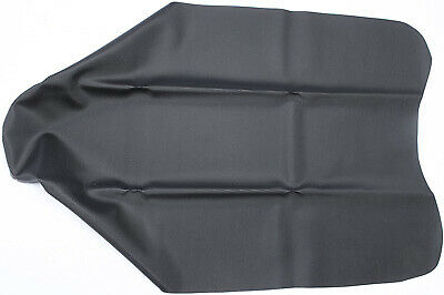 Quad Works 36-26598-01 Cycle Works Seat Cover Gripper Black
