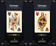 Charlemagne-Playing-Cards-New-Figures-SWAROVSKI-CRYSTAL-Limited-Edition-S thumbnail 6