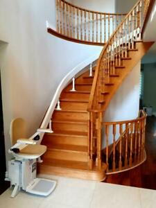 Need a used stair lift?! Installed with warranty. Also chair removals!! Acorn Stannah Bruno Stairlift Chairlift Glide Oakville / Halton Region Toronto (GTA) Preview