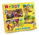 Paul Lamond Noddy 4 in 1 Childrens Jigsaw Puzzles