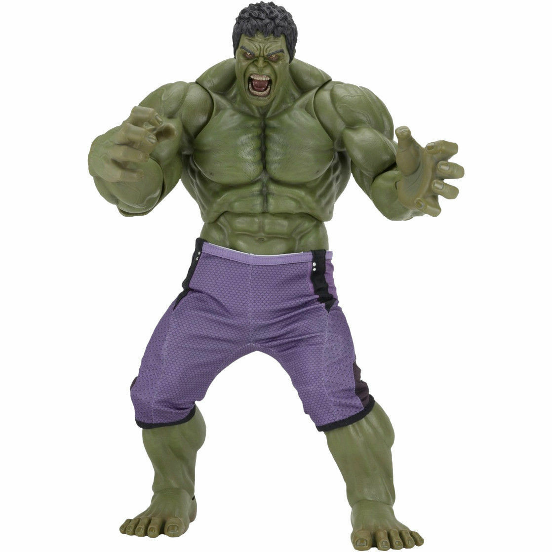 Neca Avengers 2: Age of Ultron Movie HULK  24  1/4 Scale Action Figure NEW