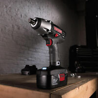 Craftsman C3 19.2-volt Cordless 1/2 Impact Wrench+battery+charger Kit 31305