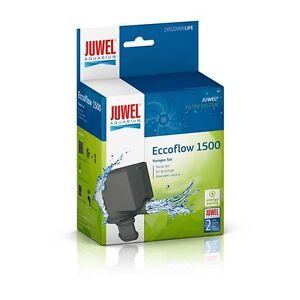 Juwel Pompe Decantation Eccoflow 1500 L / h (85758)