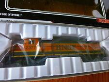 Atlas TM HO #10001220 BNSF Diesel EMD Locomotive GP38-2 Road #2377