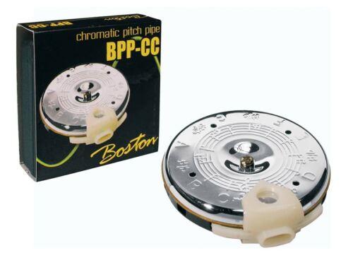 Boston Stimmpfeife Chromatisch BPP-CC Stimmgerät für Gitarre usw.