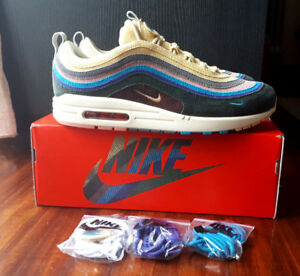 d82d9090feabf Nike Air Max Sean Wotherspoon 1/97 Size 9 UK- 44 EU- 10 US | eBay