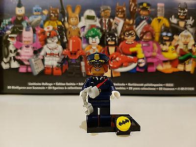 6 Barbara Gordon™ Neu & Unbespielt Wasserdicht StoßFest Und Antimagnetisch Lego® 71017 Batman Movie Nr