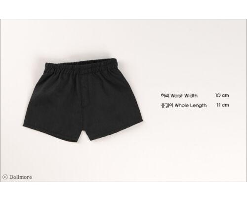 Black Dollmore 1//3 BJD outfits underwear SD Popstar Trunk