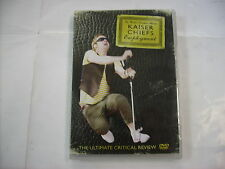 KAISER CHIEFS - EMPLOYMENT - DVD PAL SIGILLATO