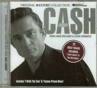 Johnny Cash - Sings Hank Williams & Other Favorites - Cd -
