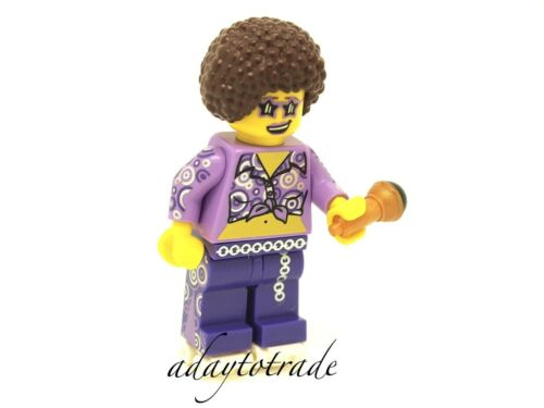 LEGO Collectable Mini Figure Series 13 Disco Diva 71008-13 COL207 RBB