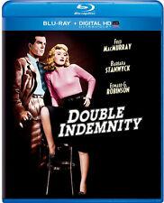 Double Indemnity Blu-ray