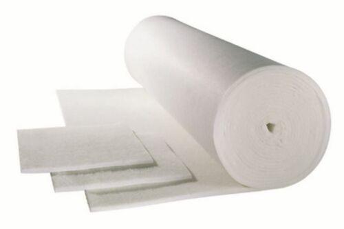 G2 grobstaub Filtre Tapis filtervließ Filtre rôle Filtre à air préfiltre 1,0 x 1,0 m