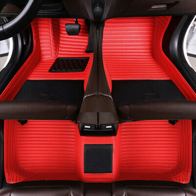 For LEXUS RX350 2010-2014 Car Floor Mats FrontRear Liner Waterproof Mat