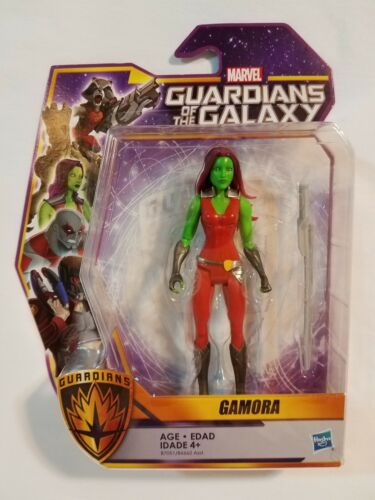 MARVEL Guardians of the Galaxy ~ GAMORA ~ 5 inch Action Figure by Hasbro NEW