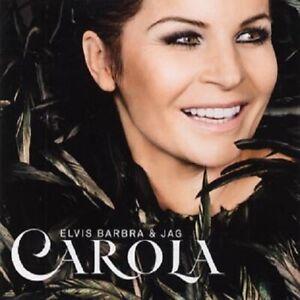 "Carola - ""Elvis Barbra & Jag"" - CD Album - 2011"