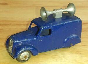 Dinky-492-Loud-Speaker-Van-Original-Model-DT001