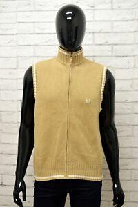 Maglione-SERGIO-TACCHINI-Uomo-Taglia-M-Maglia-Felpa-Pullover-Sweater-Man-Cotone