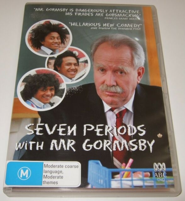 Seven Periods With Mr Gormsby : Series 1 (DVD, 2005)