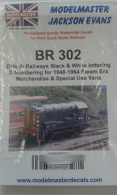 Numbers for ex wooden private owner wagons Modelmaster MM4672 L1 BR 1948-60s