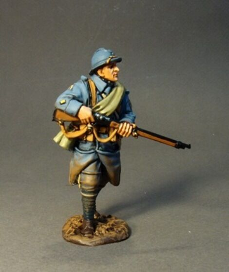 JOHN JENKINS DESIGNS WW1 THE GREAT WAR GWF-22 FRENCH POILU SERGEANT WALKING MIB