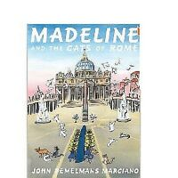 Madeline And The Cats Of Rome Books