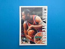 1995-96 Panini NBA Basketball Sticker N.207 Larry Stewart Vancouver Grizzlies