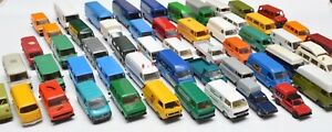 Wiking-Herpa-APS-Praline-Busch-Transporter-Bus-Pritsche-Auto-Modelle-1-87