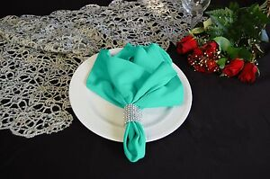 Image Is Loading LOT OF 10 SPA TIFFANY BLUE WEDDING CATERING