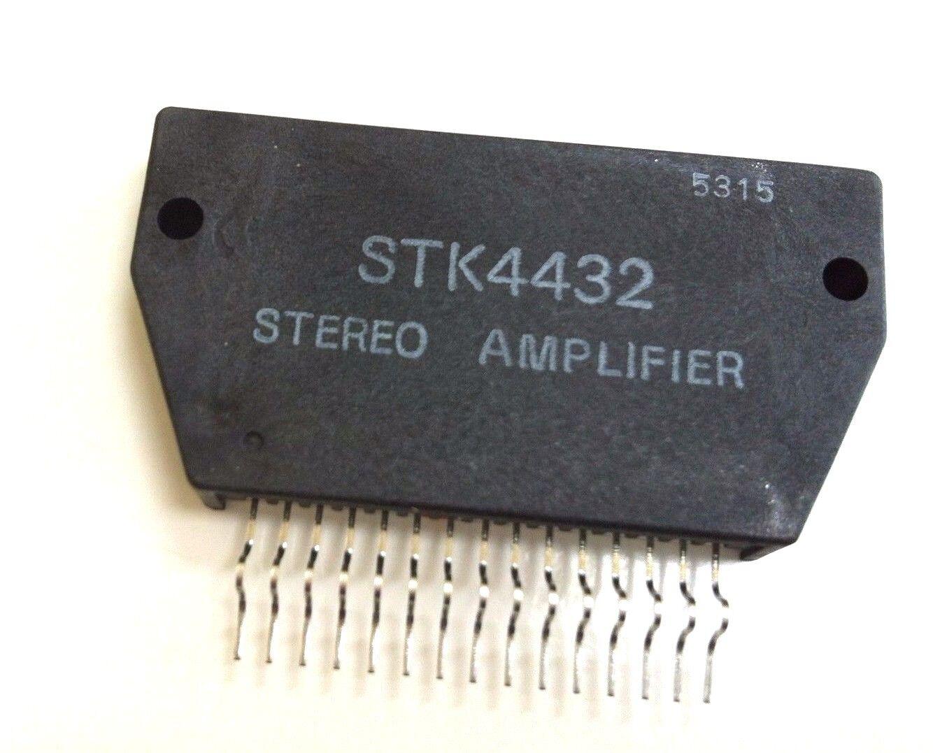Heat Sink Compound Original SANYO LOT OF 10 STK4044V 2-Ch AF Power Amplifier