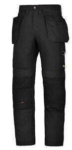 Snickers-6201-COMPLETO-De-Trabajo-Pantalones-Negro-Azul-Marino-color-gris