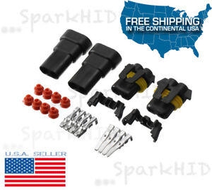 Image Is Loading HB4 9006 Female REPLACEMENT LIGHT Connector Pigtail HID