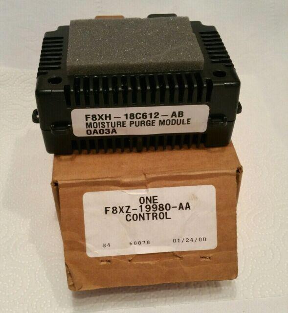 Ford Modul für Klimaanlage 3993786        F8XH 18C612 AB
