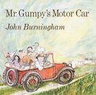 Mr. Gumpy's Motor Car 9780690007992 by John Burningham Library Binding