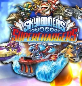 Skylander-039-s-SuperChargers-Figure-Lot-Complete-Your-Set-2-33ea-Buy-3-Ship-Free