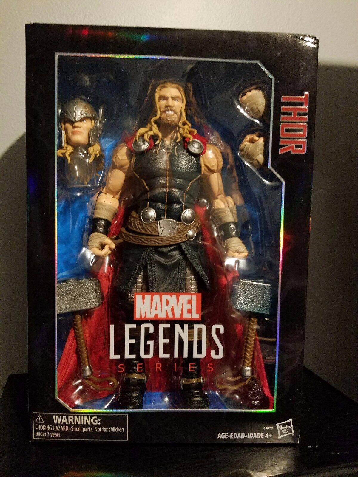 Figura Thor 12  Marvel Legends Series