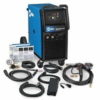 Miller Syncrowave 210 Tig/stick Welder Package With Spoolmate 150 (951684) on Sale