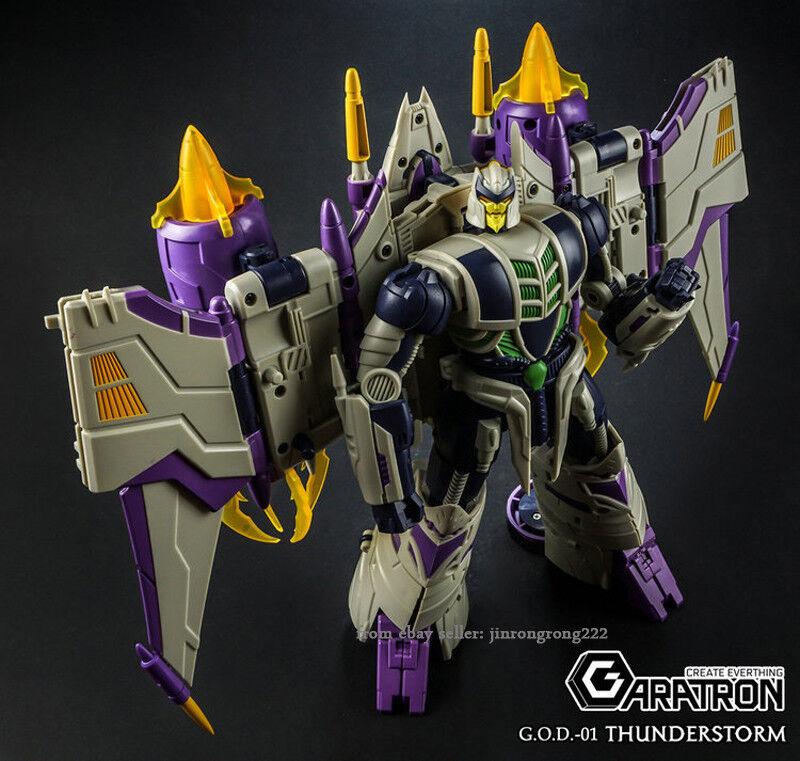 Perfetto nuovo garatron God-01 Thunderstorm thunderwing Figura