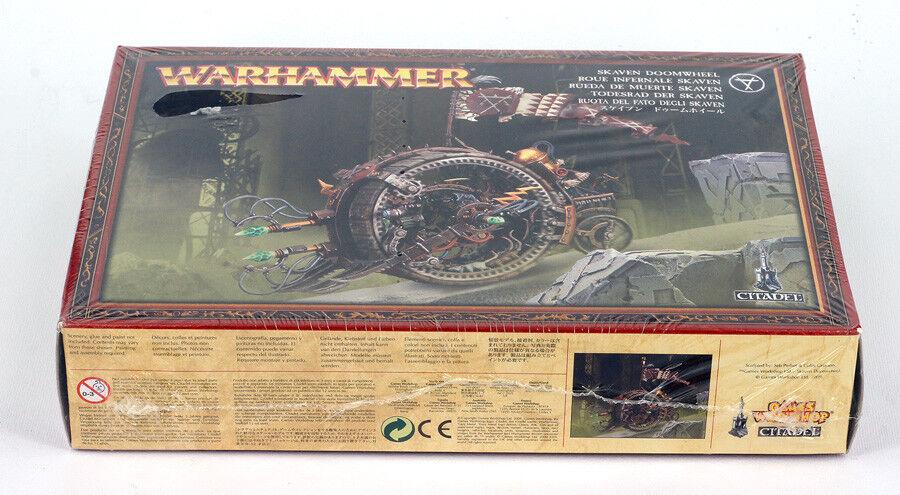 GAMES WORKSHOP 90-11 90-11 90-11 KIT SKAVEN DOOMWHEEL TODESRAD DER SKAVEN WARHAMMER FANTASY c271f0