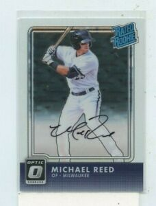Michael-Reed-2016-Panini-Donruss-Optic-Rated-Rookie-AUTOGRAPH-AUTO-RR-MR-MARINER