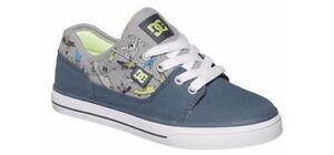 DC-Tonik-TX-SE-Kid-039-s-Skate-Shoe-Navy-Grey-ADBS300051