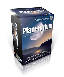 Details about Planetarium, The Very Best Stargazing Astronomy Simulation,  Software On CD