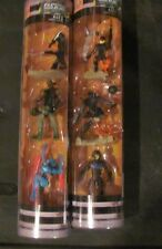 G I Joe Sigma 6 2 inch set of 2 3-packs NEW MIP Snake Eyes more